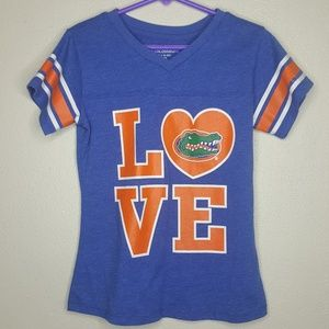 6X Colosseum Love Gators College Florida Football